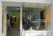 Diseños tienda & displays