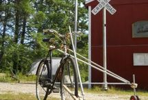 Railway Bikes