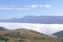 Castelluccio di Norcia / The beautiful Valnerina valley in Umbria