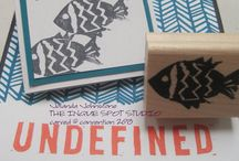 Undefined - Stampin' Up! / by Kris Sobolik