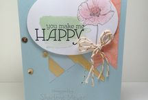 Stampin' Up!®  - Happy Watercolour / by Rochelle Blok, Independent Stampin'  Up! Demonstrator