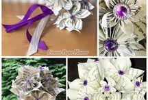 Forever Paper Flowers