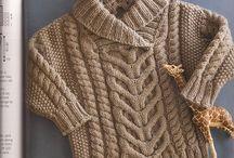 детские свитера, кардиганы