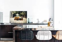 Kitchen / Barkrukken