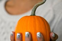 Too Cute To Spook! / Some of our favourite spooky nail art!