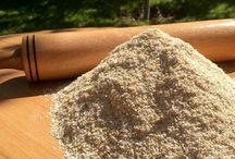 Saf Tahıl Kepekleri / Arpa kepeği, buğday kepeği, çavdar kepeği ve yulaf kepeği. Hepsi taze ve hepsi doğal!