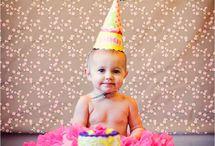 1st Birthday Photo Shoot