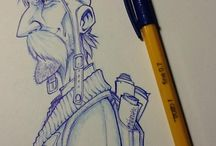 Cartoons Drawing