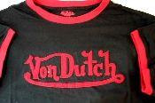 Von Dutch Motorcycles stuff / Great Von Dutch t-shirts and hats from Vintage Basement - www.vintagebasement.com