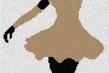 Shadow pixel art