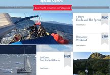 Yate Avril Special offers / yacht charter Patagonia