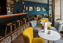 Restaurant Design Inspirations