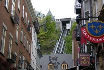 Quebec City / by Lisa Hamlin Kusumpa