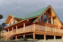 Love Log Homes!!!