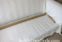 Slipcovers & Comfy Couches / Loose slipcovers