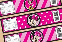 Minnie Mouse / Harper's 1st birthday