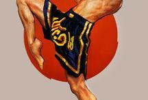 Martial arts mt kk