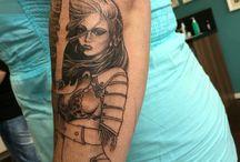 Laura's tatts / My ink