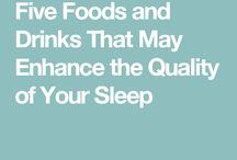 Sleep Stuff..
