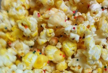 Popcorn & Snacks / by Jacqueline Schueler-Santiago