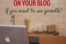 Blog Tips / Dicas para ter um blog de sucesso!