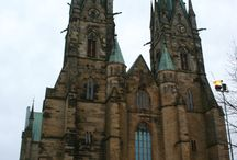 skara szwecja  katedra