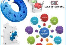 Enterprise Application Development - ERP