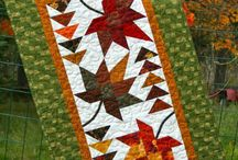 Autumn, ősz patchwork