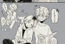 Kenma/Hinata