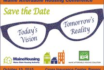 2015 Maine Affordable Housing Conference