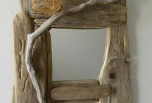 cornici di legno