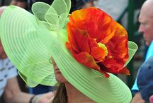 Kentucky Derby Ladies Fashion / Fashionistas, Head to Toe and then some !!