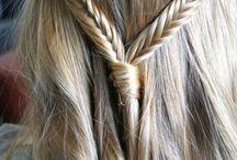 Hair ideas / by Lauren Stansberry