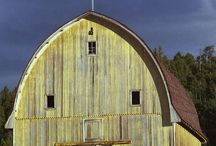 Old barns / by Neale Parker