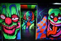 Barmie Grafitti