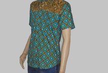 Hem Batik Murah / Kemeja Batik Slimfit H-1138