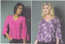 Sewing - Plus Size Patterns / by Lisa Parrott