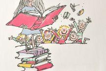 Roald Dahl / Quentin Blake / by Lucy Bishop