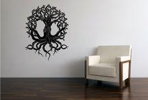 celtic art / tree of life