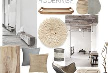 Mood boards new house