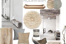 Blanc - Organic Modernism