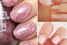 wedding // nails