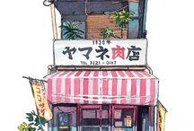 japan urban