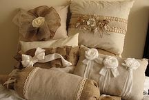 pillows / by Tattered Elegance