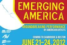 Emerging America Festival / by A.R.T.