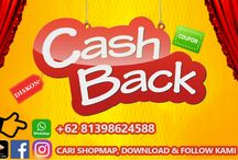 Sales Shopping Promo Discount Cash back Coupon Commission prize PSW