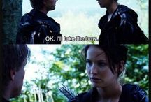 Hunger Games / Happy Hunger Games and May The Odds Be Ever In Your Favor! / by Emma Briggs