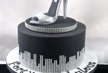 Glamour ladies cakes
