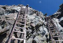 槍ヶ岳(北アルプス)登山 / 槍ヶ岳の絶景ポイント 北アルプス登山ルートガイド。Japan Alps mountain climbing route guide