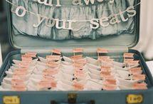 Bodas - seating plan